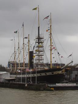 SS Great Britain. � Robert Mason