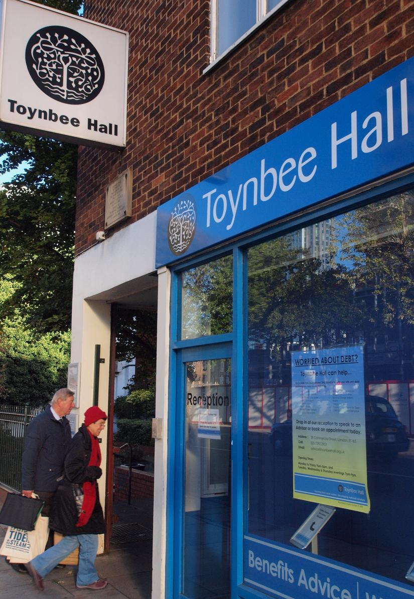 Toynbee Hall. © Mike Quinton