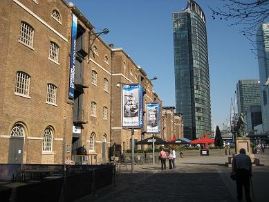 Museum of London Docklands. � Robert Mason, 28.3.12