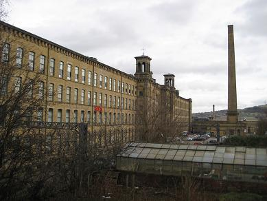 Salt's Mill, Saltaire, 2012 � Robert Mason